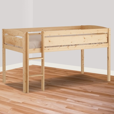 Canwood whistler junior twin loft bed in natural free shipping - Canwood whistler ...