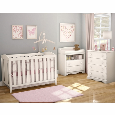 southshore nursery furniture changing tables and storage free shipping. Black Bedroom Furniture Sets. Home Design Ideas
