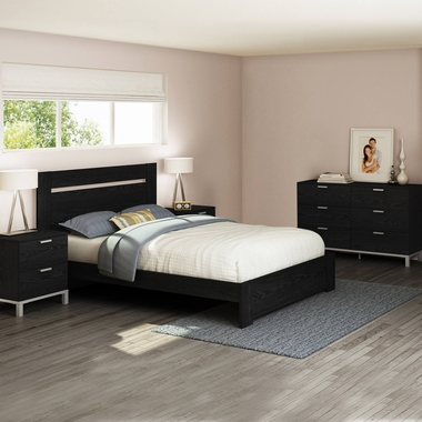 Southshore flexible 4 piece bedroom set flexible queen - South shore 4 piece bedroom furniture set ...