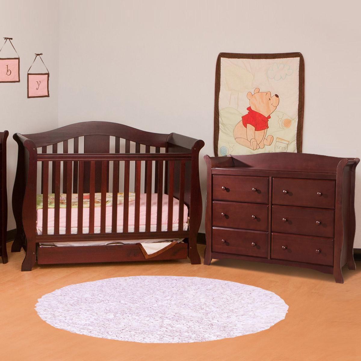 crib and changing table sets crib dresser changing table set s cheap and sets nursery baby sc. Black Bedroom Furniture Sets. Home Design Ideas