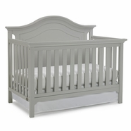 gray baby crib sets simply baby furniture. Black Bedroom Furniture Sets. Home Design Ideas
