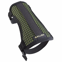 Allen Youth Mesh Armguard Green