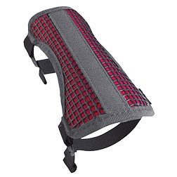 Allen Youth Mesh Armguard Pink