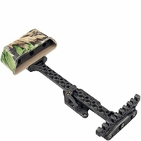 Alpine Bear Claw 5 Arrow Quiver Realtree APG Camo