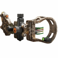 Apex Attitude Micro 5 Pin Bow Sight Realtree Xtra Camo with Light