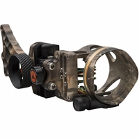 Apex Gear Covert 4 Pin Bow Sight Mathews Lost Camo with Light