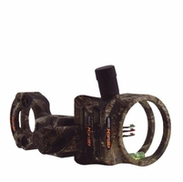 Apex Tundra 3 Pin Bow Sight w/Light Realtree APG Camo