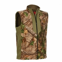 Arctic Shield Heat Echo Fleece Vest Realtree Xtra Camo