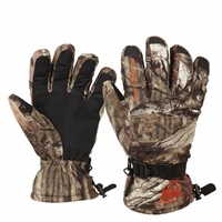 Arctic Shield Lined Camp Glove Mossy Oak Infinity