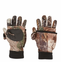 Arctic Shield Tech Finger System Gloves Realtree Edge