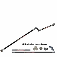 Bee Stinger Competitor FreeStyle Kit Black & Silver