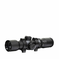 Barnett 1.5-5x32 Adjustable Illuminated Crossbow Scope