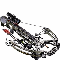 Barnett Ghost 375 Crossbow Package with 4x32 Illuminated Scope