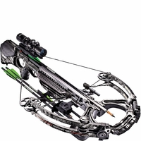 Barnett Ghost 420 CRT2 Crossbow Pkg with 1.5x5x32 Illuminated Scope