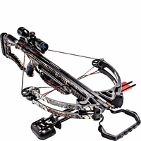 Barnett Raptor FX3 Crossbow Package with 4x32 Scope
