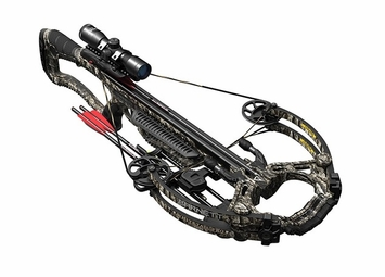 Barnett Whitetail Pro STR Crossbow Package with Illuminated 4x32 Scope