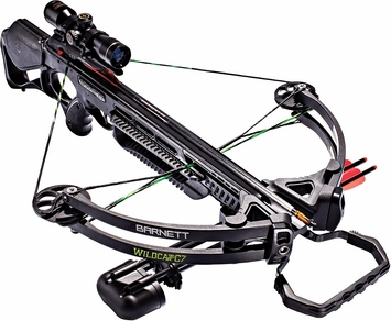 Barnett Wildcat C7 Crossbow Package with 4x32 Scope