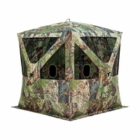 Barronett Big Cat 350 Blind Blood Trail Backwoods Camo