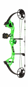 Bear Cruzer Lite RTH Compound Bow Package Green