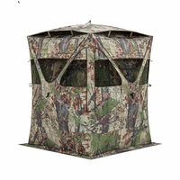 Big Mike Blind Blood Trail Blind Backwoods Camo