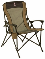 Browning Camping Fireside Chair Pink Buckmark