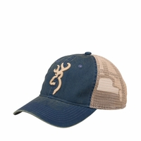 Browning Willow Buckmark Cap Navy
