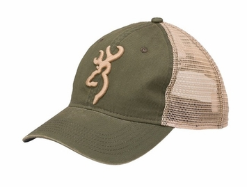 Browning Willow Buckmark Cap Olive