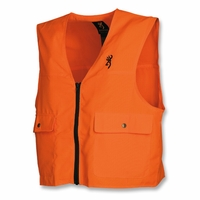 Browning Youth Safety Vest Blaze Orange