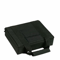 "Bulldog Cases 11"" x 9"" Black Nylon Pistol Case"