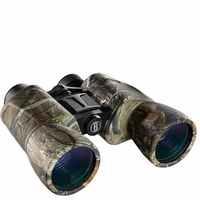Bushnell 10x50mm Powerview Zoom Binocular Realtree AP Roof Prism