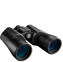 Bushnell 10x50mm Powerview Zoom Binocular Black Roof Prism