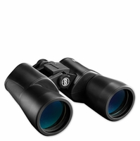 Bushnell 12x50mm Powerview Zoom Binocular Black Porro Prism