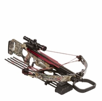 CamX X330 Base Crossbow Package Realtree Xtra Camo