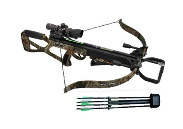 Carbon Express Heritage Recurve Crossbow Kit | OutdoorsExperience com