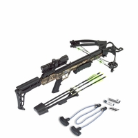 Carbon Express X-Force Camo Crossbow Blade Package