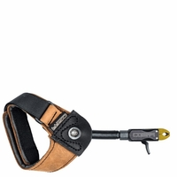 Cobra EZ Adjust Pro Caliper Release Leather with Velcro Strap