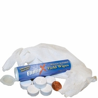Code Blue EliminX Moisture Activated Field Wipes
