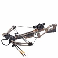 Crosman Centerpoint Dusk Hunter 370 Crossbow Package