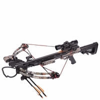 Crosman Centerpoint Sniper 370 Crossbow Package Camo