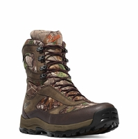 """Danner High Ground 8"""" Boots Realtree Xtra Green"""