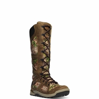 """Danner Steadfast Snake Boots 17"""" Realtree Xtra Green Camo"""