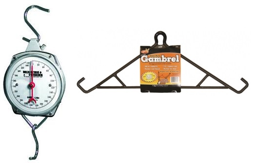 Big Game Scales and Gambrels