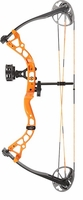 Diamond Atomic Compound Bow Package Orange