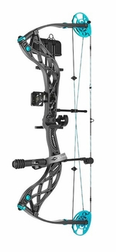 Diamond Carbon Knockout Compound Bow Package Black