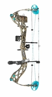 Diamond Carbon Knockout Compound Bow Package Mossy Oak Country Camo