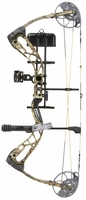 Diamond Edge SB-1 Compound Bow Package Mossy Oak Country Camo