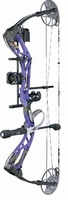 Diamond Edge SB-1 Compound Bow Package Purple Blaze