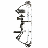 Diamond Infinite Edge Pro Compound Bow Package Black