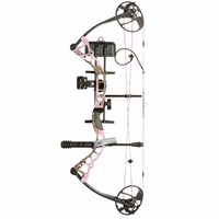 Diamond Infinite Edge Pro Compound Bow Package Pink Camo