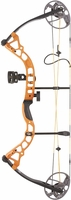 Diamond Prism Compound Bow Package Orange